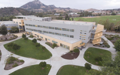 Cal Poly Engineering Building